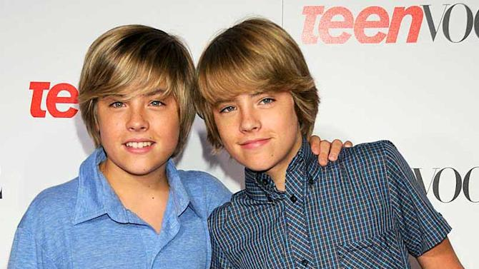 Sprouse Cole Dylan Teen Vge Prty