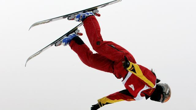 Freestyle Skiing - Xu looking for soft landing in Sochi