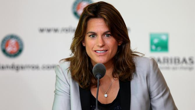 Tennis - 'Eyebrows raised' by Murray's Mauresmo appointment