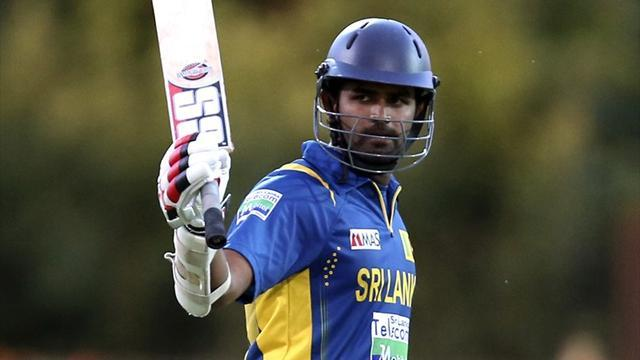 Cricket - Sri Lanka beat Australia by eight wickets