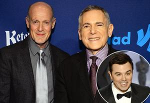 Neil Meron and Craig Zadan; Seth McFarlane | Photo Credits: Larry Busacca/Getty Images for GLAAD; ABC