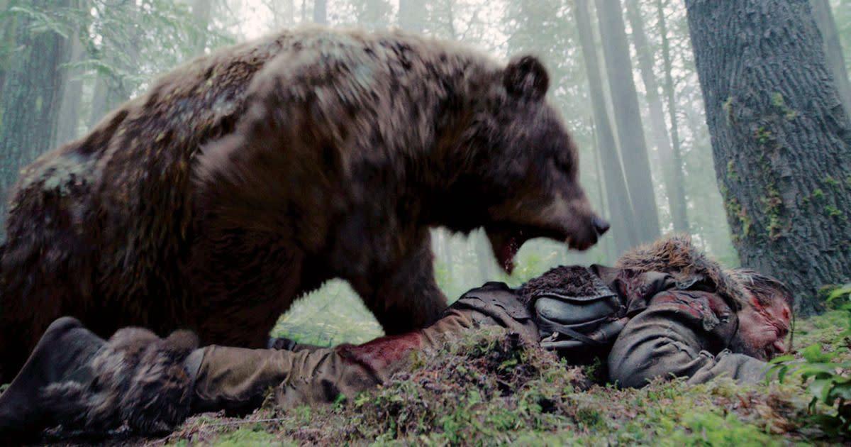 <p>《神鬼獵人》:我們不禁好奇,如果李奧納多狄卡皮歐身上有帶柑橘醬三明治的話,他遇上大灰熊時能不能就此逃過一劫。(圖:20th Century Fox) </p>
