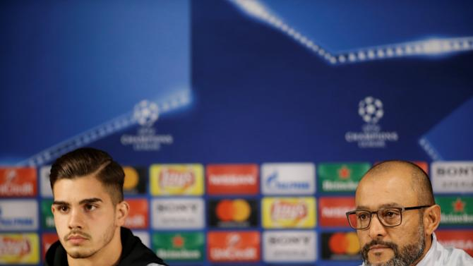 Football Soccer - FC Porto news conference - Champions League