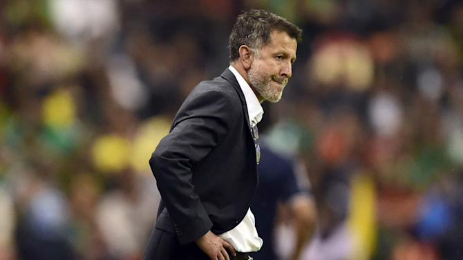 How will Juan Carlos Osorio approach Mexico's October friendlies?