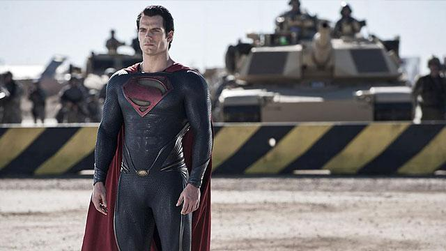 'Man of Steel' Soars with Record-Setting Opening