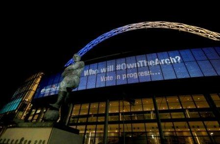 Soccer - Capital One Cup - Final - Chelsea v Tottenham Hotspur - Own The Arch Competition - Wembley