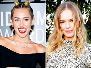 Miley Cyrus Speaks Out About the VMAs; Kate Bosworth Stuns in Wedding Dress: Today's Top Stories