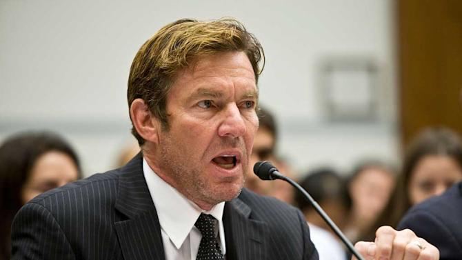 Dennis Quaid Hearing
