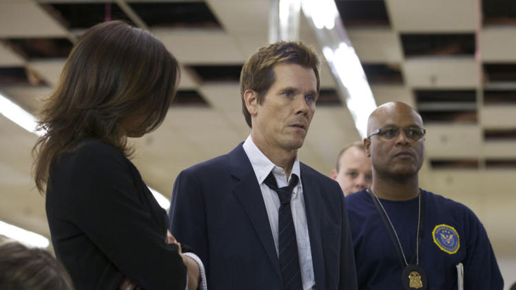 """The Following"" -- ""Pilot"""