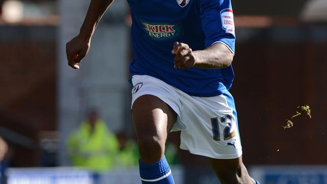 Football - Darikwa blow for Spireites