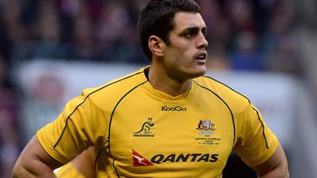 Championship - Waratahs duo extend Wallabies contracts