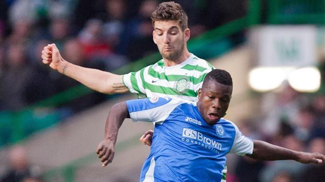 Scottish Football - St Johnstone grab draw with Celtic