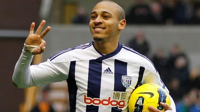 Premier League - WBA reject second QPR Odemwingie bid