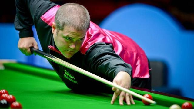 Snooker - Milkins off to great start in Championship League finale