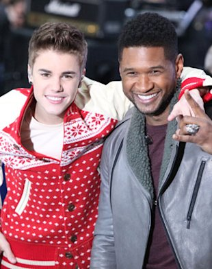 PHOTOS: Justin Bieber & Usher Perform On Today Show As Teenager Confirms DNA Test