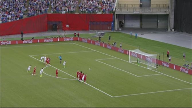 Women's World Cup - Highlights and reaction: USA beat Germany to reach World Cup final