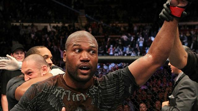 Mixed Martial Arts - Rampage leaves UFC on a low