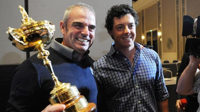 Ryder Cup - McGinley set to pick Torrance and Smyth as deputies