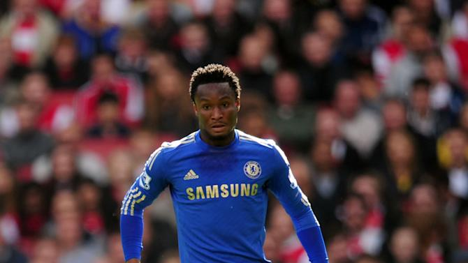 John Mikel Obi is focused on Manchester United this weekend