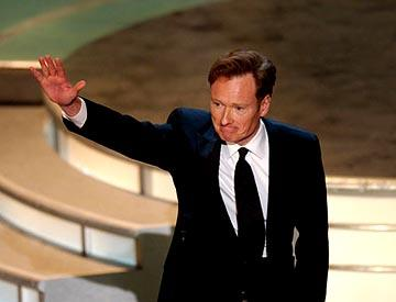 Conan O'Brien Presenter of Outstanding Lead Actor in a Comedy Series Emmy Awards - 9/19/2004