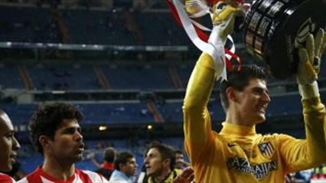Liga - Mourinho won't stop Courtois loan