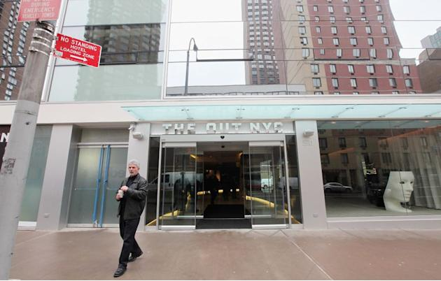 Travel THE OUT NYC Gay Hotel New York