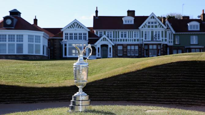 The Open Championship Media Day