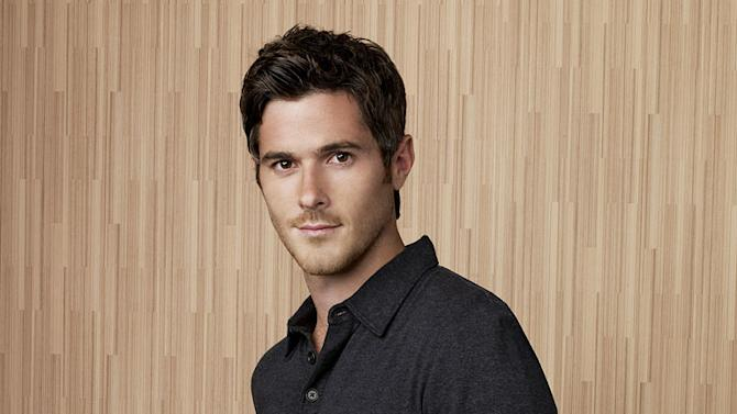 """Dave Annable in the ABC series """"Brothers & Sisters"""""""