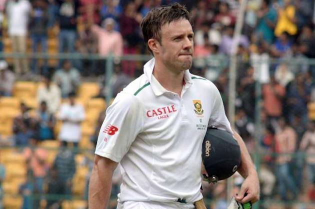 AB de Villiers says he is not retiring from Test cricket