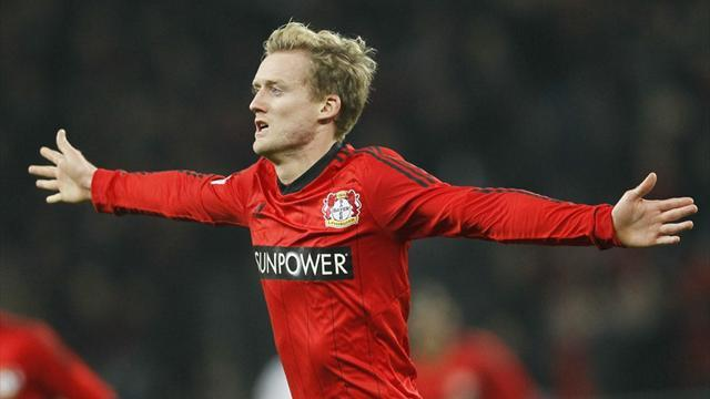 Champions League - Power Rankings: Leverkusen on the rise