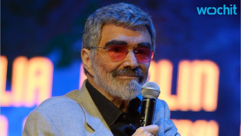 Burt Reynolds Makes First Comic Con Appearance