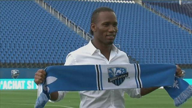 'Montreal feels like home' - Drogba