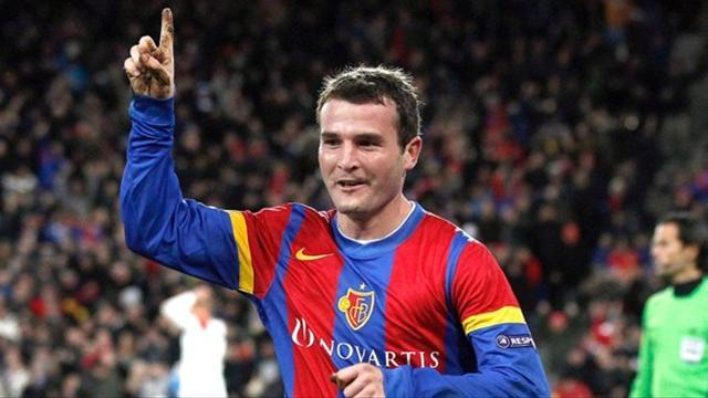 Europa League - Basel's Frei to retire at end of season