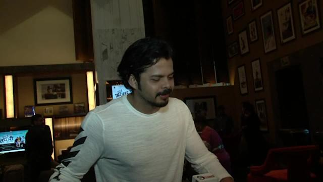 Sreesanth COMMENTS on Dhoni's biopic 'M S Dhoni: The Untold Story'