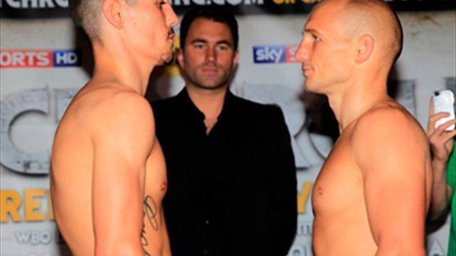 Boxing - Crolla approaches his toughest test against Rees