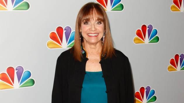 Valerie Harper attends Betty White's birthday  -- Getty Premium