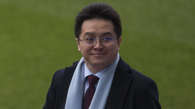 Aston Villa Chairman Tony Xia Trolls Fans Over Potential New Signings on Twitter