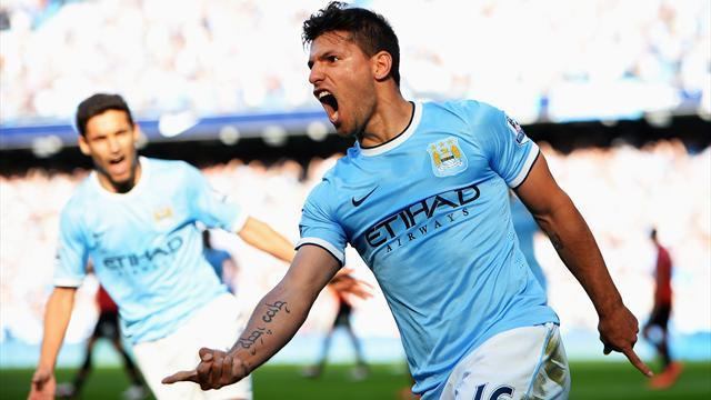 Premier League - Manchester City v Tottenham: LIVE