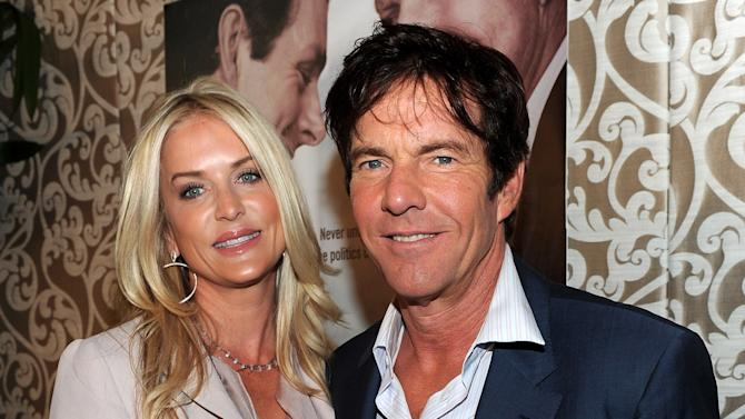FILE: Kimberly Buffington-Quaid Files For Divorce From Actor Dennis Quaid