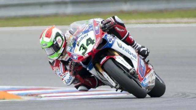 Giugliano upstages title hopefuls in FP1