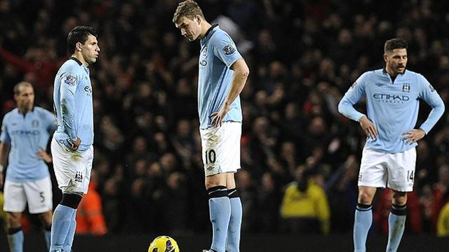 Premier League - City won't catch United now