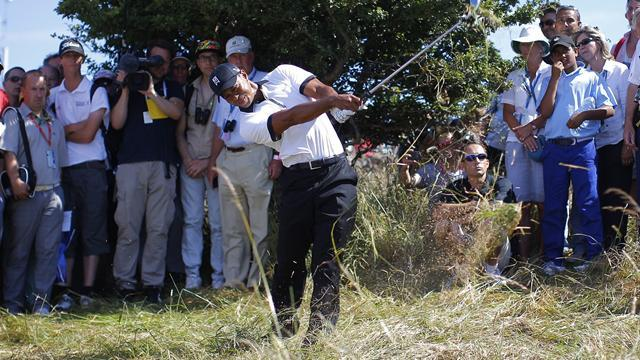 The Open Championship - Organisers defend 'spooky' and 'joke' pin positions