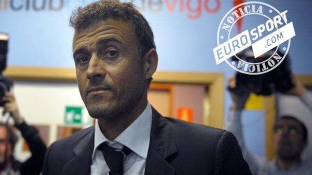 Liga - Luis Enrique 'meets with Barca' as Madrid papers cry 'conspiracy'