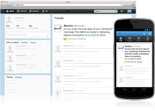 The Bluebird is Flying High – How About Your Twitter Lead Gen? image Twitter IPO promoted posts