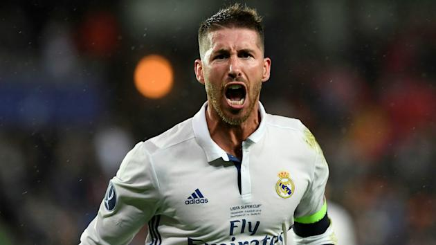 Sergio Ramos might change his shirt number to 93 as a tribute to the goal that saw Real Madrid win their tenth European crown.