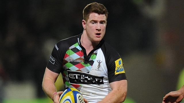 Premiership - Fly-half Clegg heading back to Newcastle