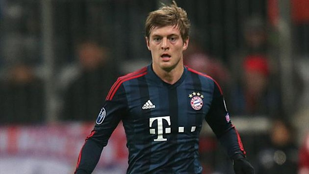 Bayern Munich's Toni Kroos (PA Photos)
