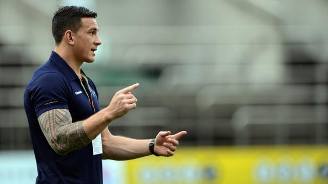 Rugby - Sonny 'would fit the Bill for Rio'