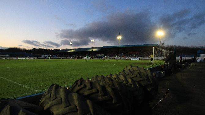 Cowdenbeath's Central Park will undergo a pitch inspection on Tuesday
