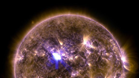 Sun Unleashes Biggest Solar Flare of the Year Yet